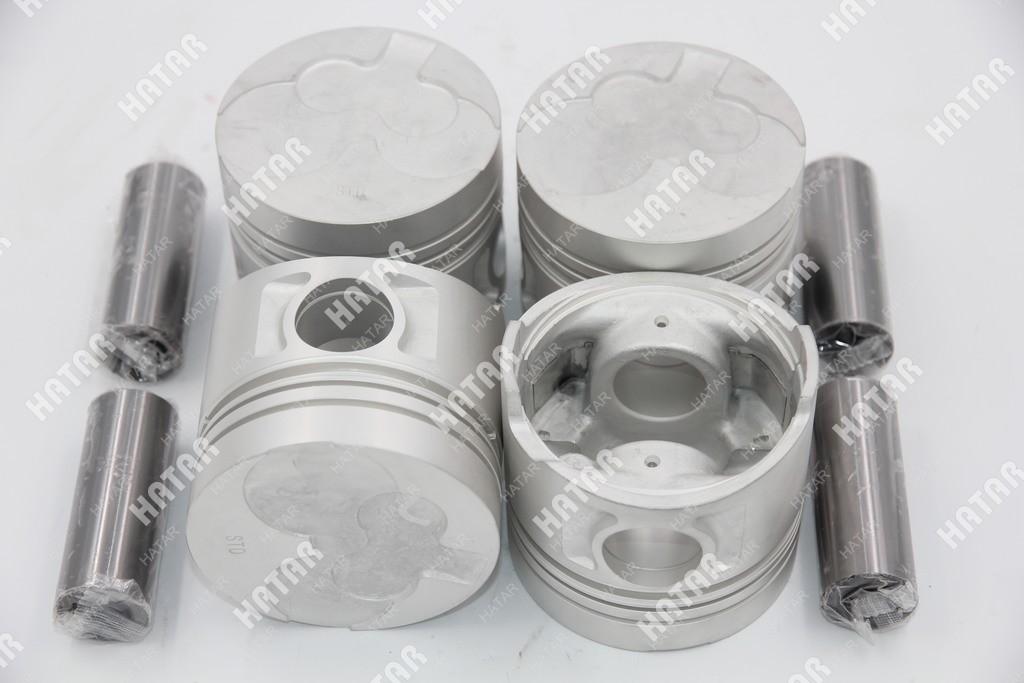 IZUMI Комплект поршней 3c (4шт/упак)