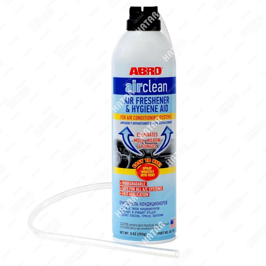 ABRO Очиститель кондиционеров 255г
