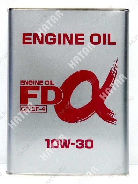 ALPHAS 10w30 масло моторное cf/cf-4 4л минеральное дизель
