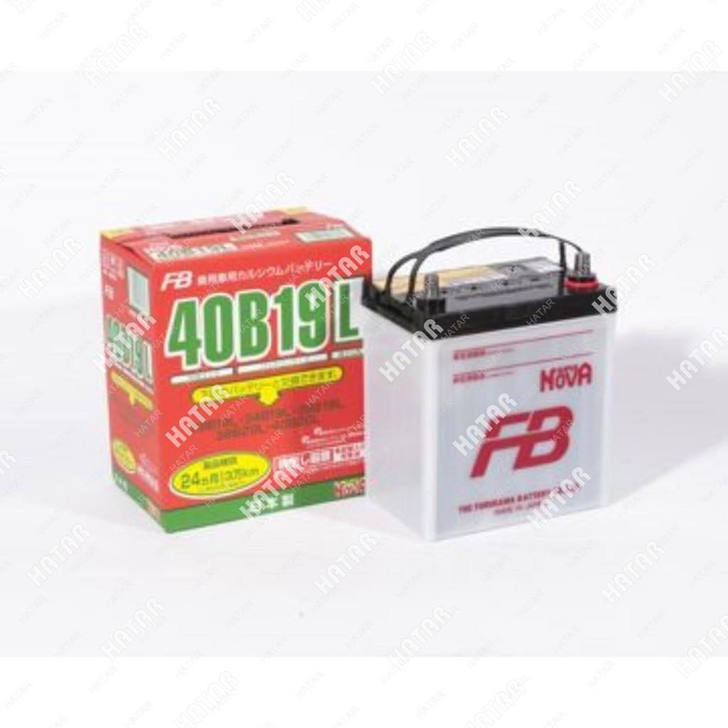 FB Аккумулятор fb super nova ёмкость 38 а/ч, пусковой ток 330а япония