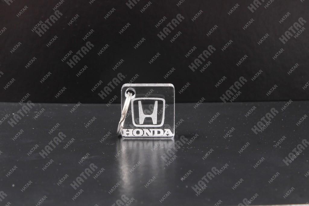 AUTO ACCESSORIES Б3 брелок для ключей honda plexiglas