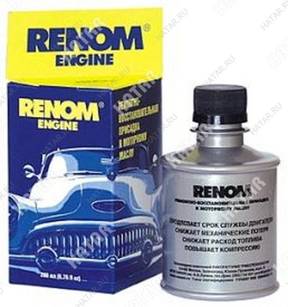 FENOM Ремонтно-восстановительная присадка к моторному маслу renom engine 200мл