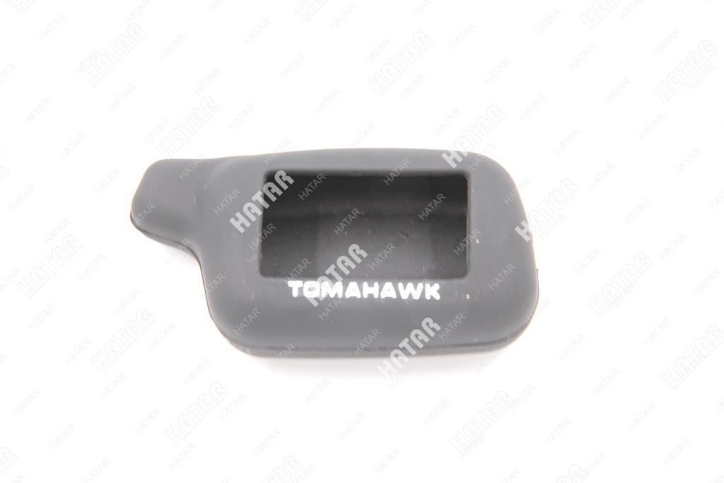 BOOST Чехол для брелок x-5 tomahawk силиконовый черный