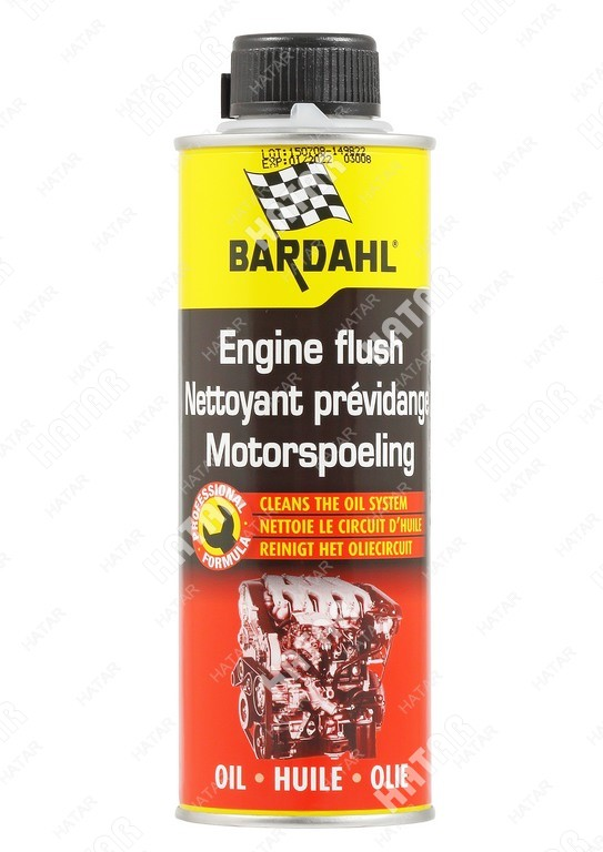 BARDAHL Engine flush промывка двигателя 15 мин 0,3л