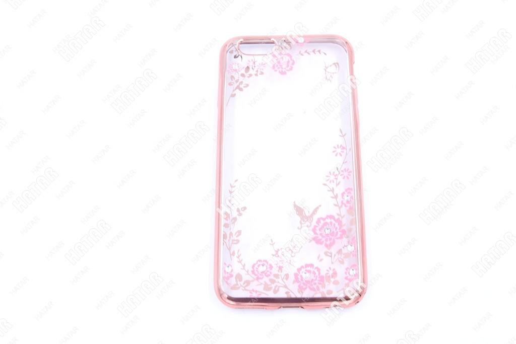 CRYSTAL CASE Защитный чехол для iphone 6 прозрачный силиконовый