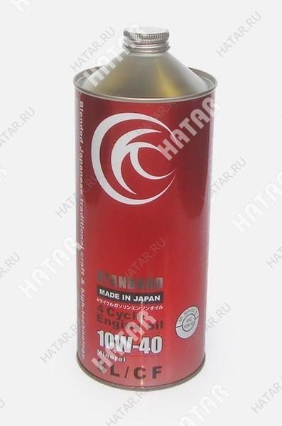 TAKUMI 10w40 standard моторное масло минеральное sl/cf 1л