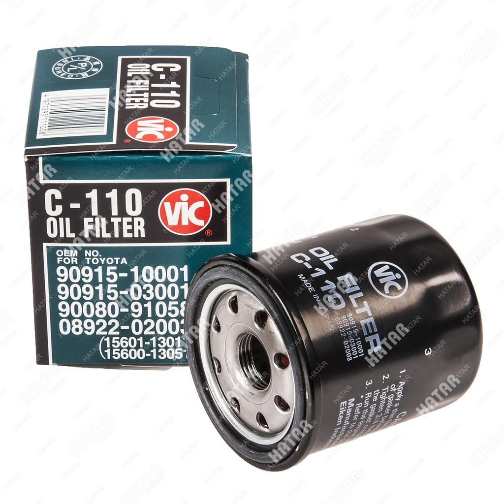 VIC Фильтр масляный двигателя