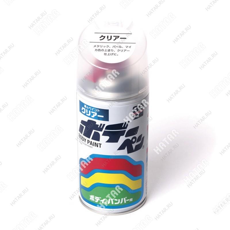 SOFT99 Лак для кузова clear paint прозрачный, аэрозоль, 300 мл