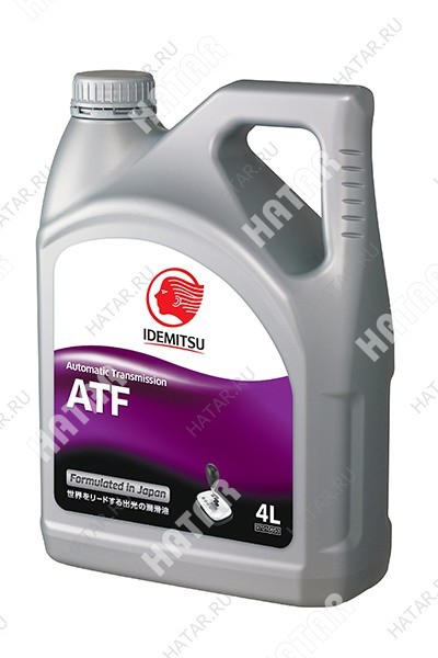 IDEMITSU Multi atf жидкость для акпп 4л