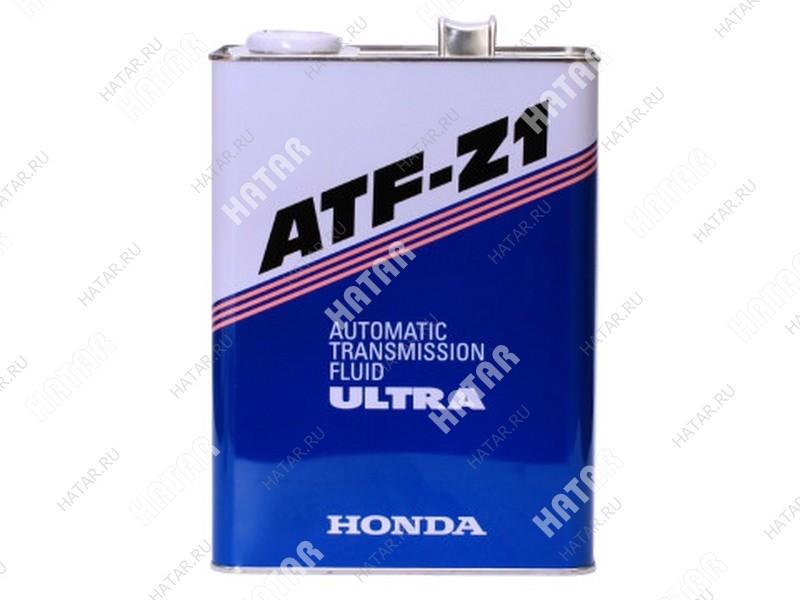 HONDA Ultra atf-z1 жидкость для аккп 4л