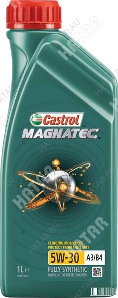 CASTROL Magnatec 5w30 масло моторное синтетика a3/b4 1л