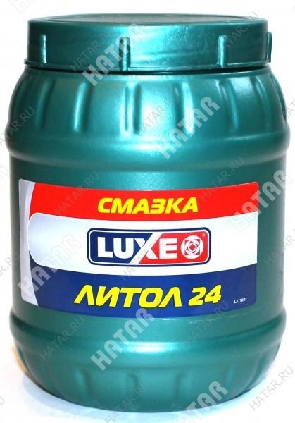LUXE Многоцелевая водостойкая смазка литол-24 850г
