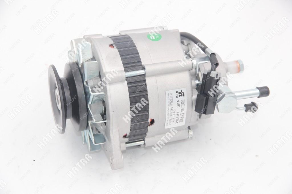 HIGH QUALITY 4jb1 4ja1 4jg2  12v 75a генератор