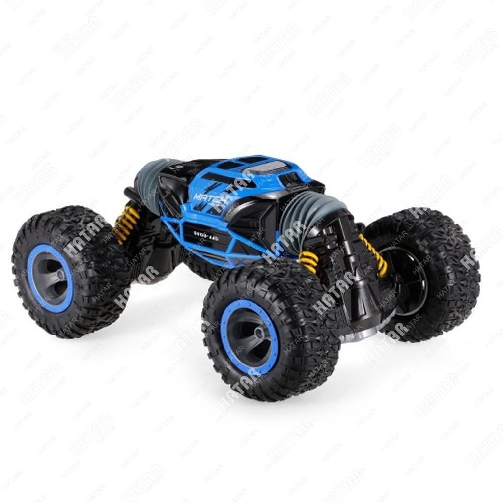 MATCH Внедорожный спорткар трансформер/перевёртыш 4wd на пульте управленияия