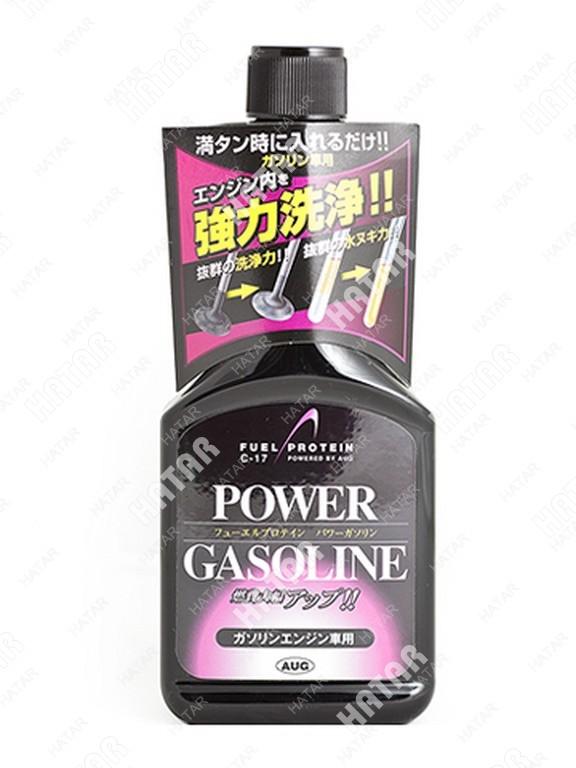 AUG Очиститель клапанов бензиновых двигателей power gasoline 235мл