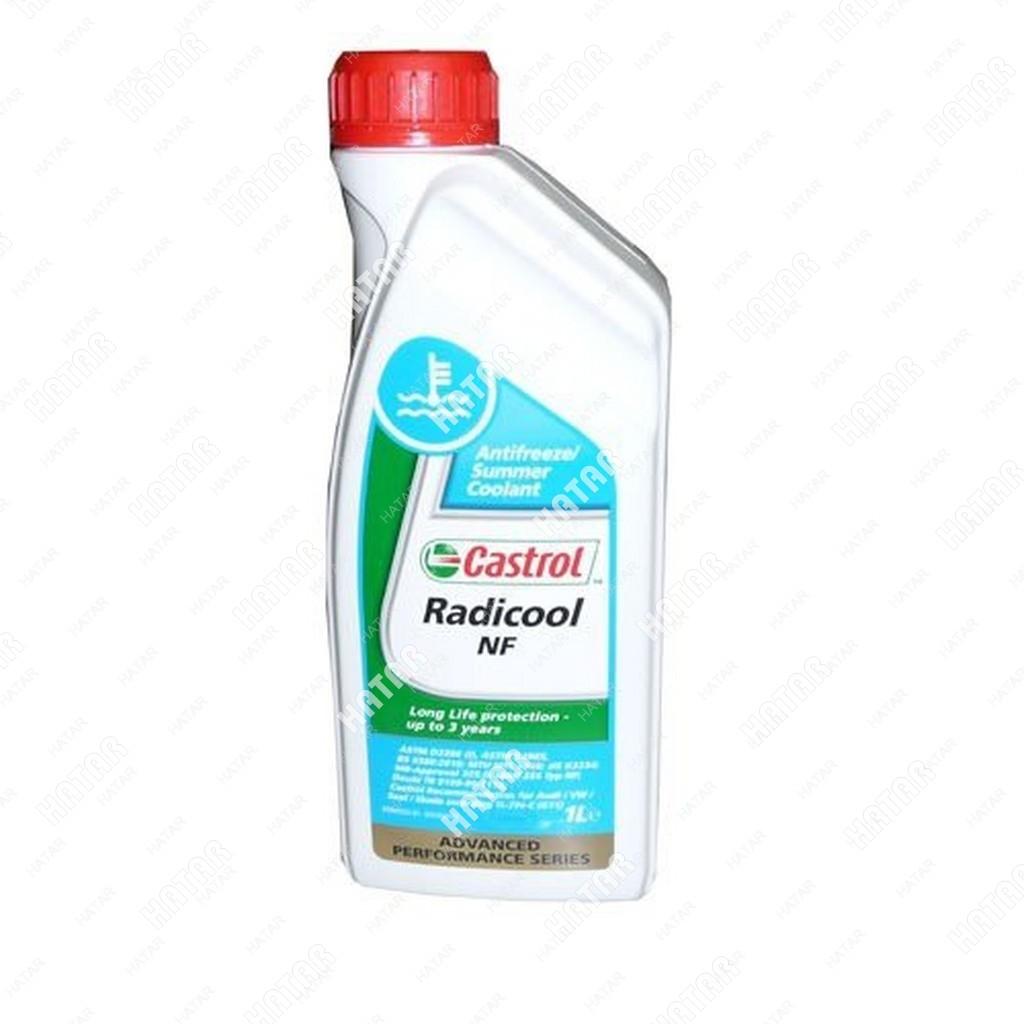 CASTROL Антифриз radicool nf 1л