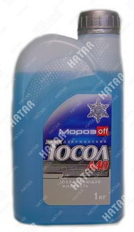 ОЖ-40 Тосол 1кг морозoff -40