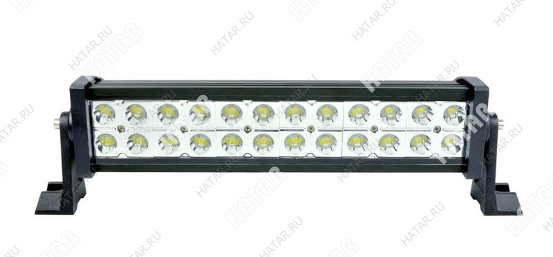LED Led light bar фара светодиодная (длина 34см, высота 6,5см)