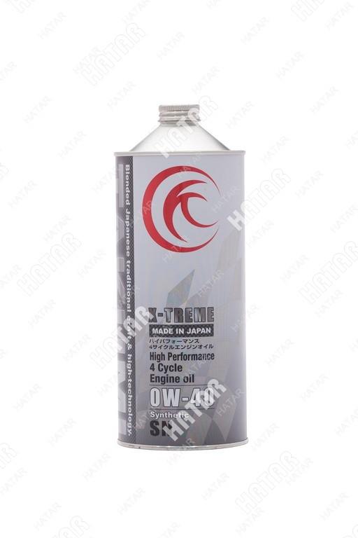 TAKUMI 0w40 x-treme моторное масло синтетическое sn 1л