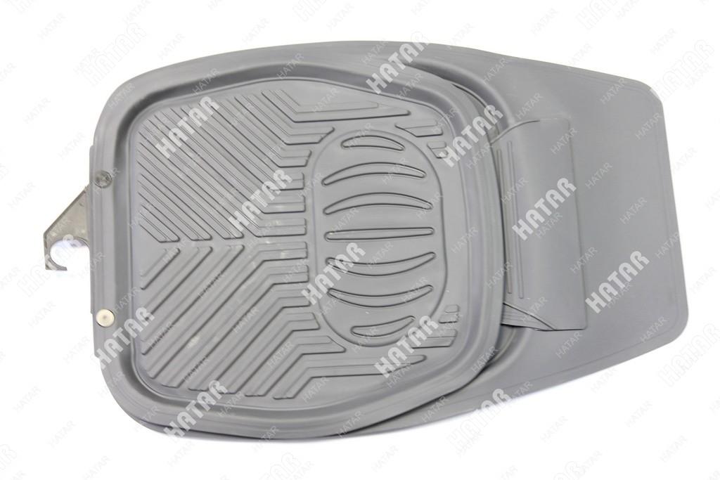 TADEMITSU Коврики автомобильные резиновые (серые) арбуз к-т 5 шт