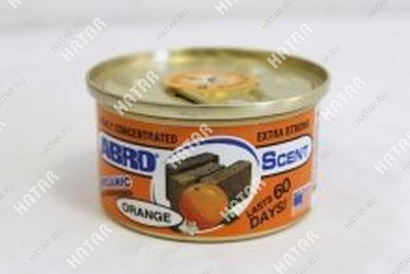 """ABRO """"органик"""" ароматизатор апельсин"""