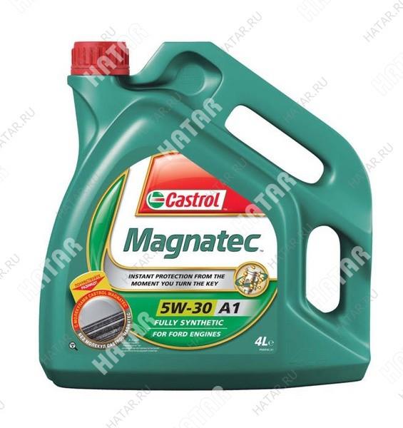 CASTROL М/масло magnatec 5w30 ap new, 4л