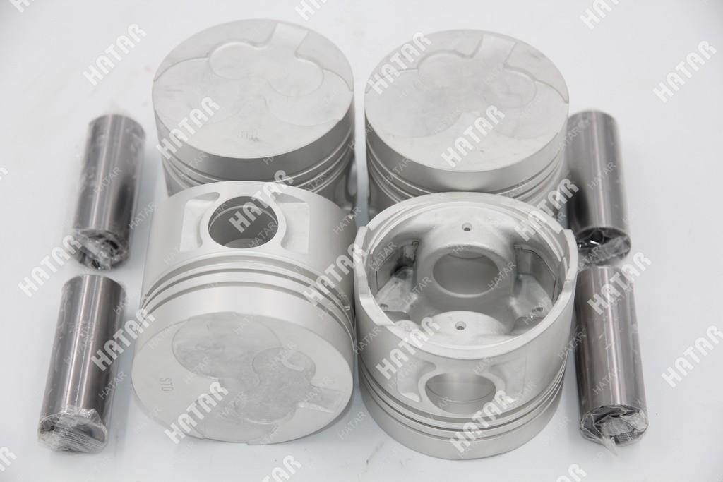 IZUMI Комплект поршней std 4hf1 (4шт/упак)