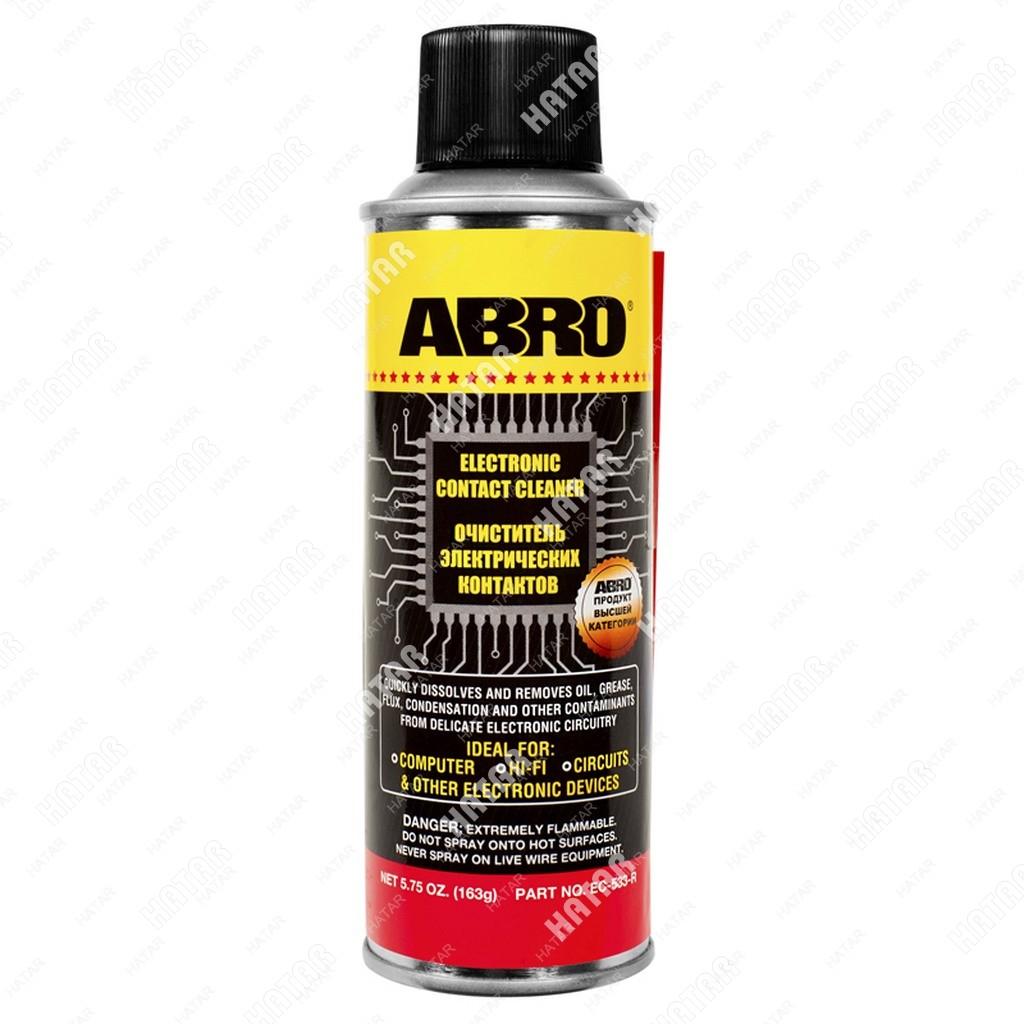 ABRO Очиститель электрических контактов 163г