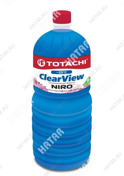 TOTACHI Niro clear view -25 жидкость для стеклоомывателя 1.7 л