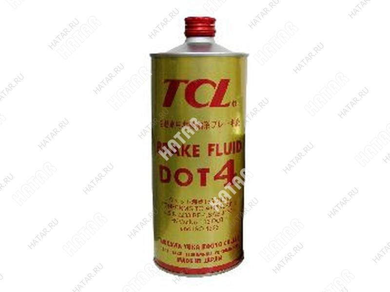 TCL Tcl dot4 жидкость тормозная , 1 л