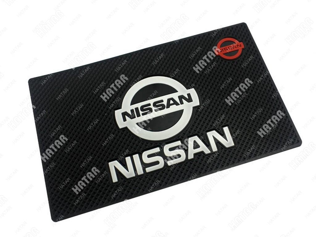 QQ Противоскользящий коврик nissan