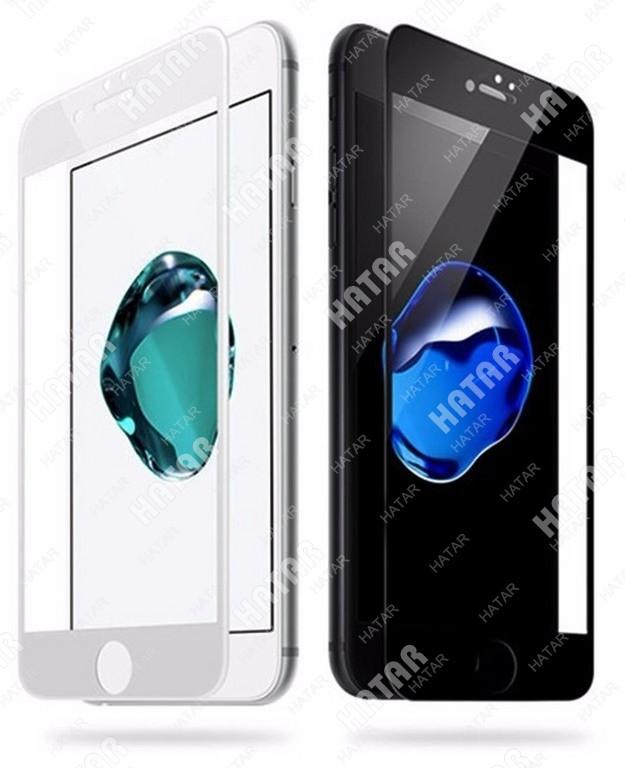 APPLE Стекло защитное 5d для apple iphone 6 черное