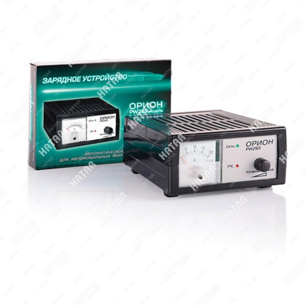 ОРИОН Вымпел-265 12v 7a зарядное устройство с регулятором тока заряда