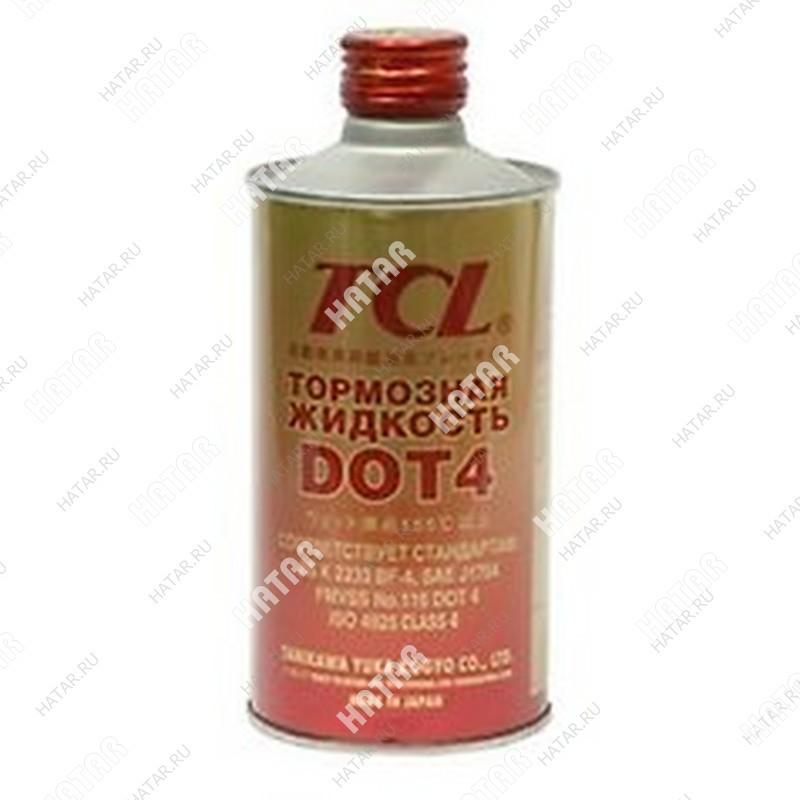 TCL Dot4 жидкость тормозная 355 мл