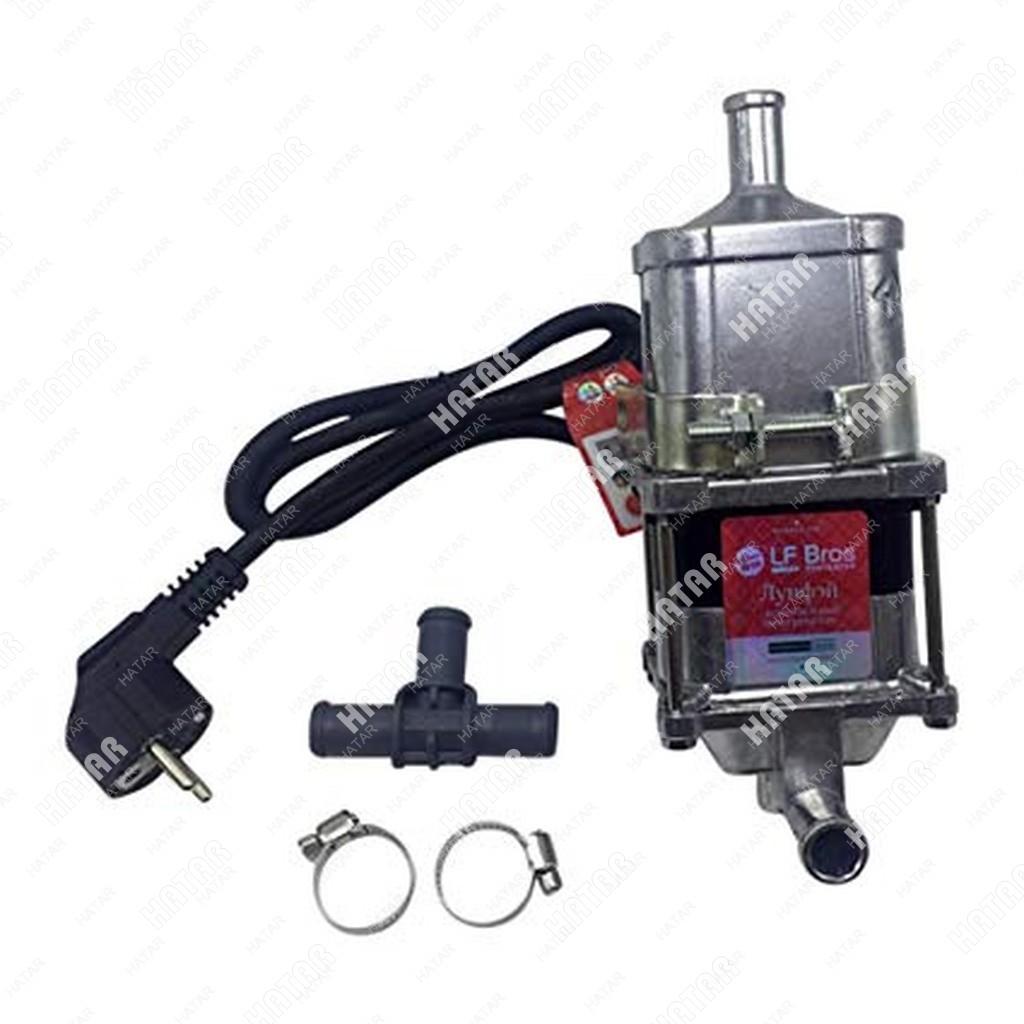 ЛУНФЕЙ Explorer предпусковой подогреватель охлаждающей жидкости 3 квт 220в