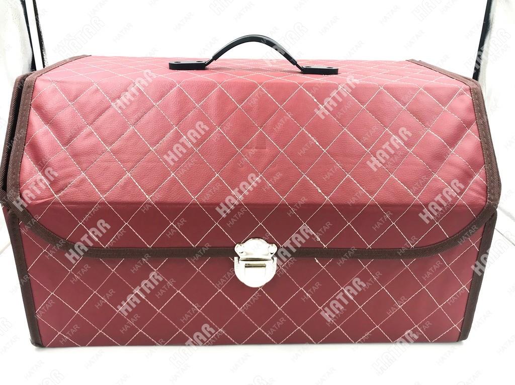 BOOST Кейс в багажник# большой красный