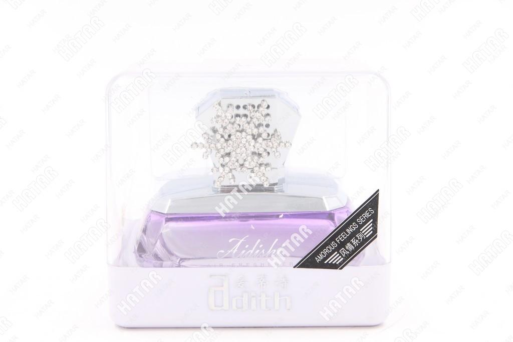 ADITH Ароматизатор жидкий (фиолетовый снежинка)