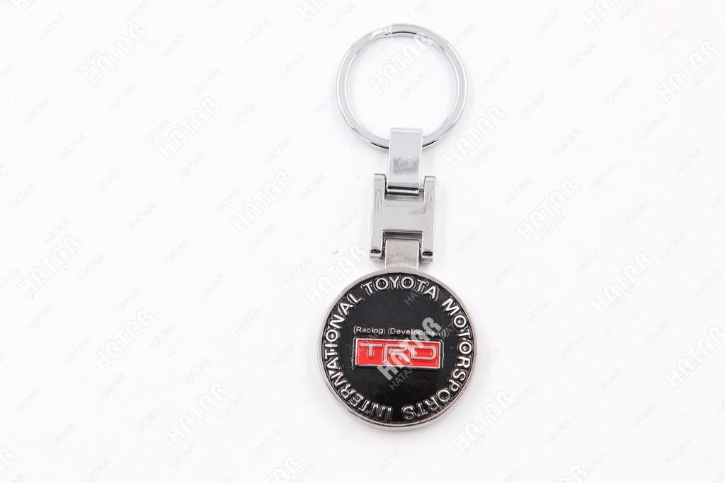 AUTO ACCESSORIES Брелок для ключей trd