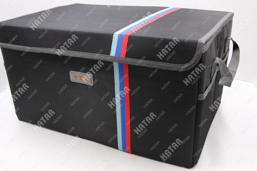BOOST Кейс в багажник  черный (48cm*31cm*27cm)