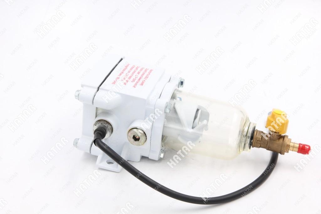 HUANWEI Сепаратор для очистки топлива 24v