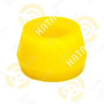 ТОЧКА ОПОРЫ Полиуретановая втулка амортизатора, задней подвески (половинка)