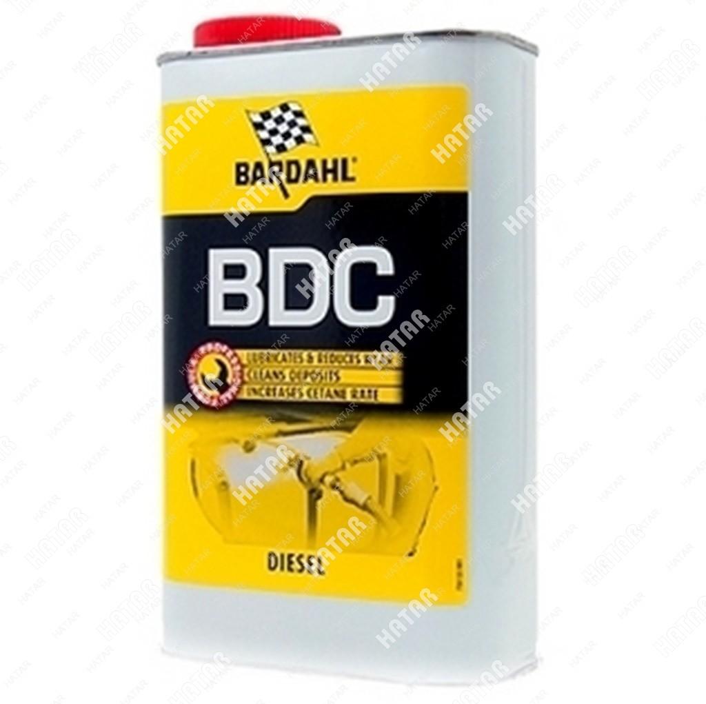 BARDAHL Bdc присадка в дизельное топливо 1л