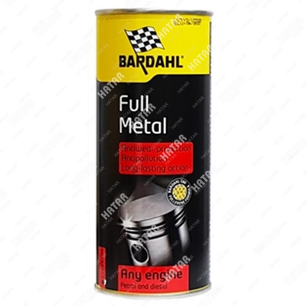 BARDAHL Full metal присадка в моторное масло 0,4л