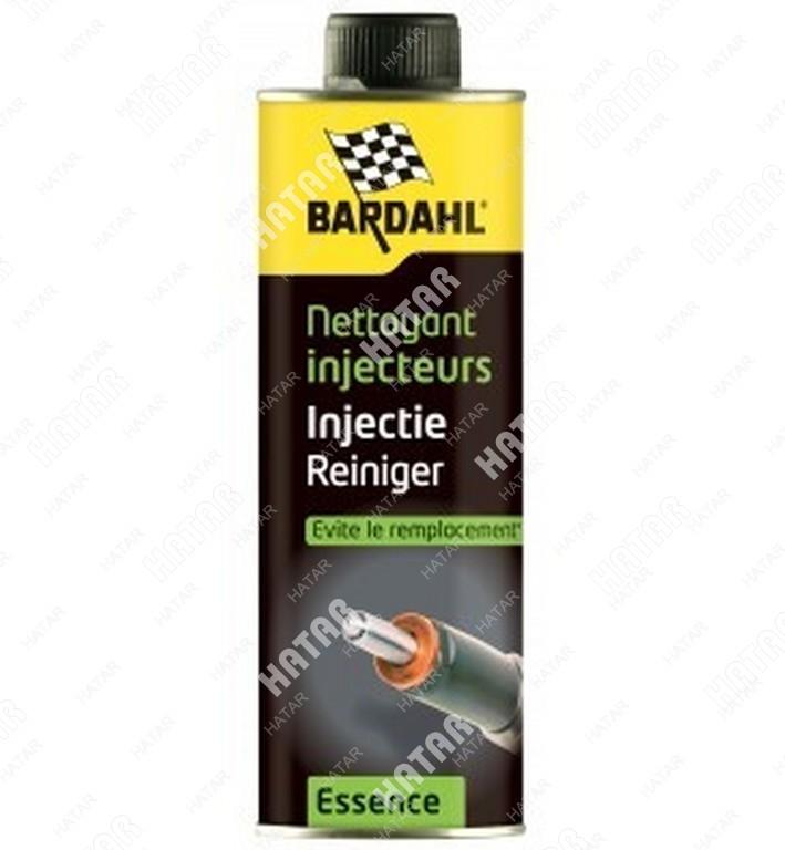 BARDAHL Injector cleaner очиститель инжекторов бензин
