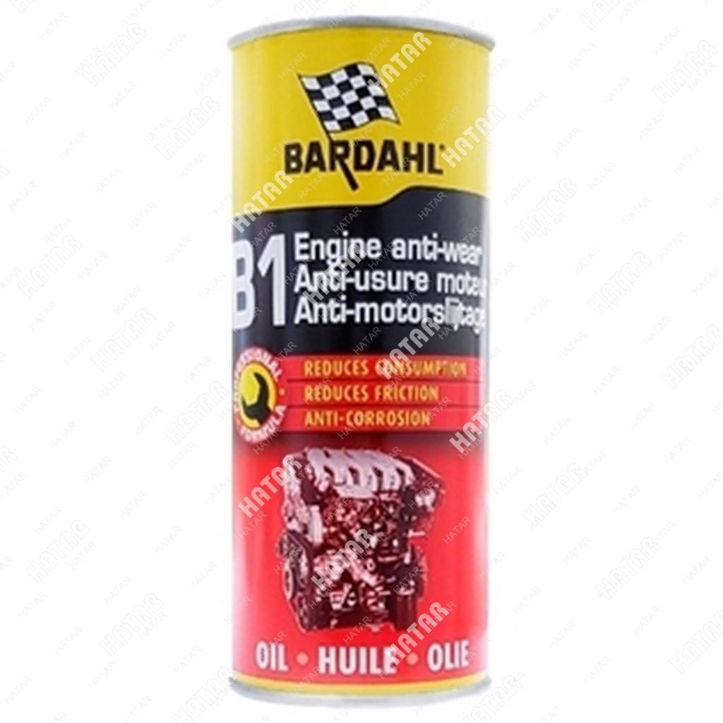 BARDAHL Bardahl n°1 присадка в моторное масло 400мл