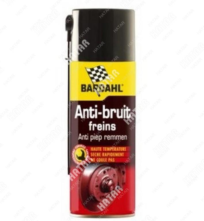 BARDAHL Anti-bruit freins синтетическая спрей-смазка для тормозной системы 400мл