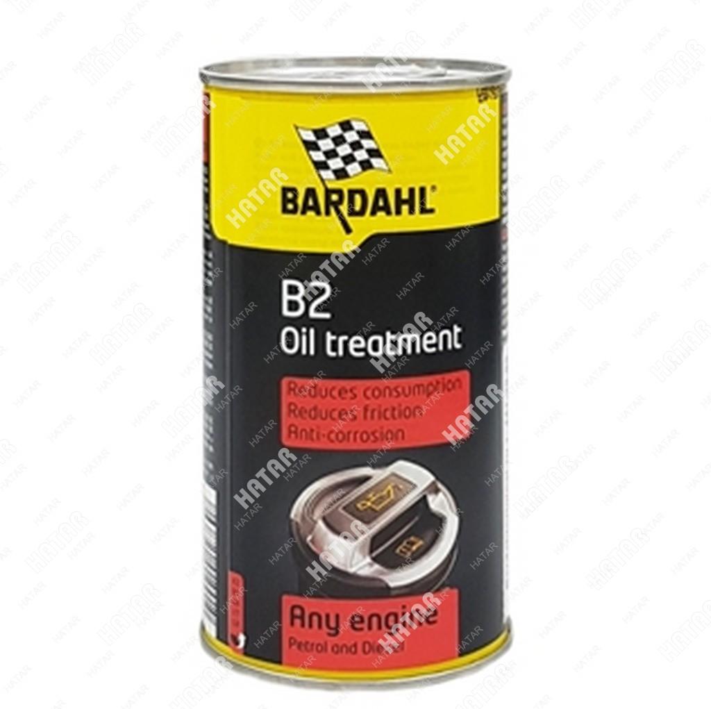 BARDAHL Bardahl n°2 присадка в моторное масло 300мл