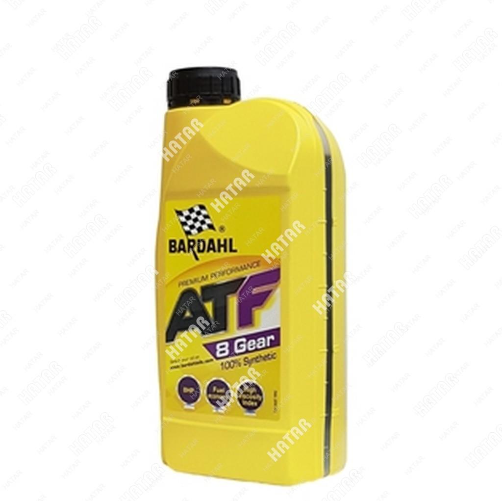 BARDAHL Atf 8 g 1l (синт. трансмисионное масло)