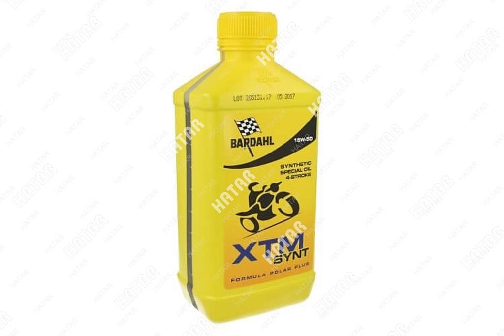 BARDAHL 15w50 xtm synt moto 1l (специальное синт. моторное масло)