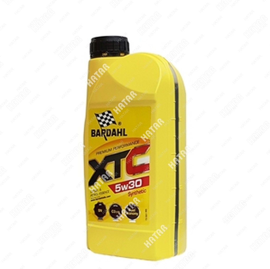 BARDAHL 5w30 xtc sn 1l (синт. моторное масло)
